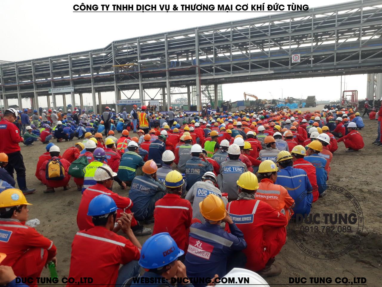 Chống ăn mòn cho kết cấu & đường ống Nhà máy sản xuất polypropylene và kho ngầm chứa khí dầu mỏ hóa lỏng (HSVC1 PP4 Project)