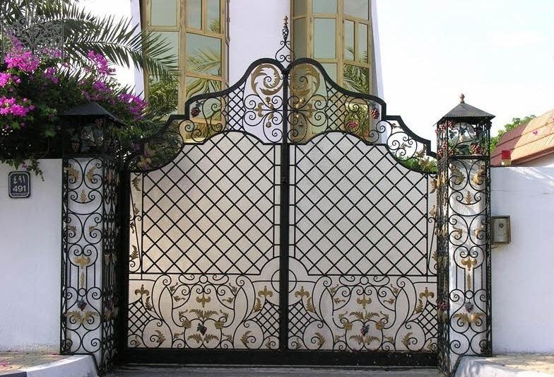 Những cửa cổng đẹp